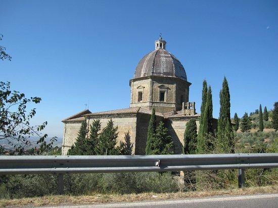 Santa Maria del Calcinaio : Vista