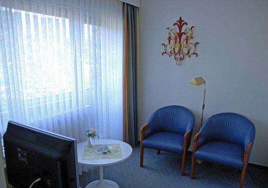 """Hotel Rheinland: Rheinland TV """"room"""""""