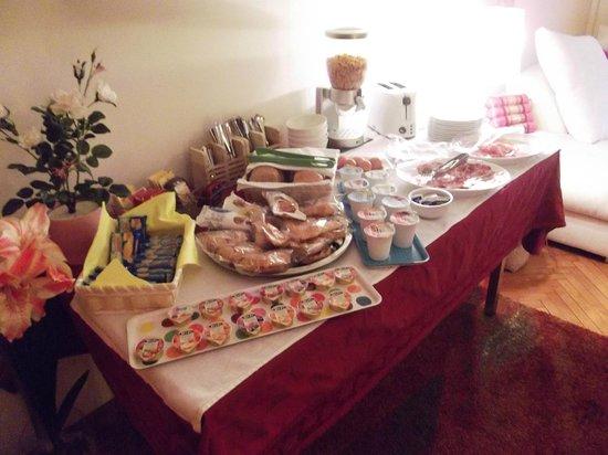 Casa Mario Bed & Breakfast : colazione