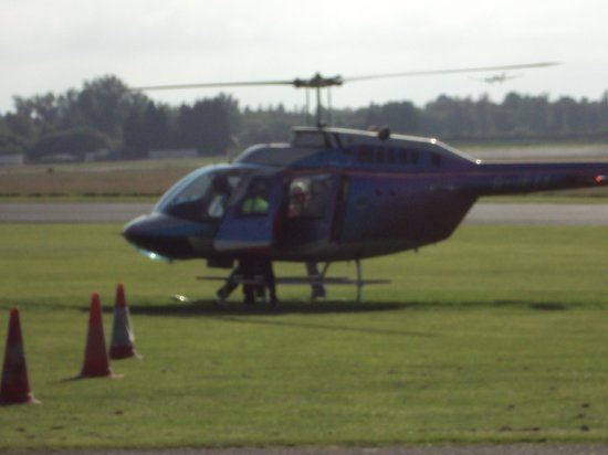 Helicopter Ride  Newport South Wales  Picture Of Adventure 001 Ltd Beacon