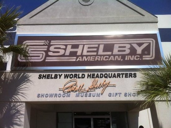 Shelby American, Inc.: Shelby America Museum-North Las Vegas