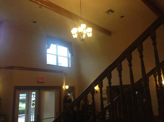 Country Inn & Suites By Carlson, Panama City : Front area