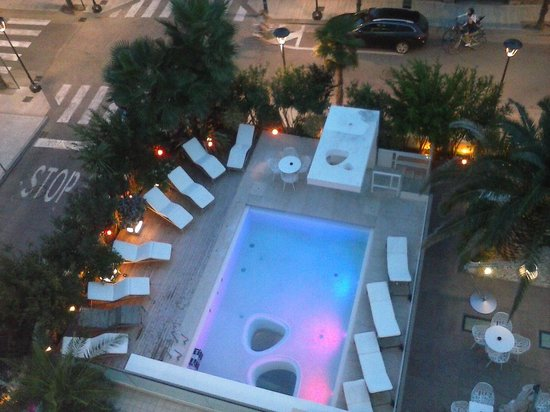 Hotel Select Suites & Spa: piscina