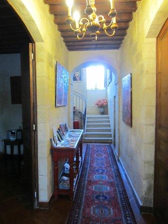Domaine de Rhodes : Entry