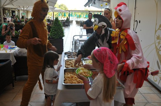 Hotel Florida Park : Детский клуб