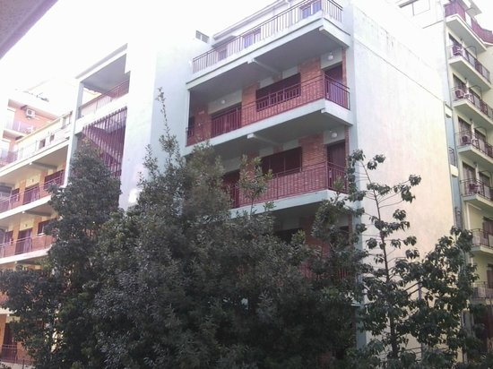 Hotel Les Palmeres : Hôtel