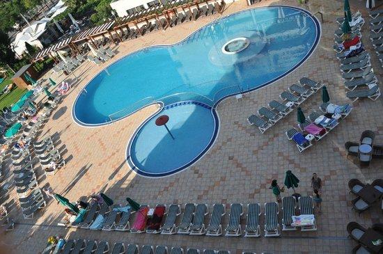 Hotel Florida Park : Бассейн