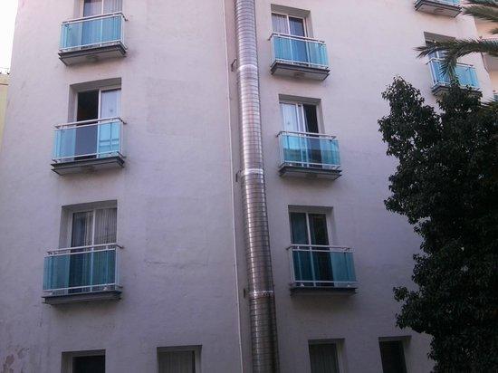 Hotel Les Palmeres: Hôtel