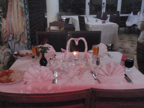 JAZ Tour Khalef Thalasso & Spa: Our last night