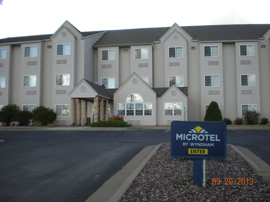 Microtel Inn & Suites by Wyndham Rice Lake: Rice Lake Microtel