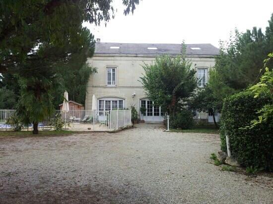 Villa Richelieu: vue générale