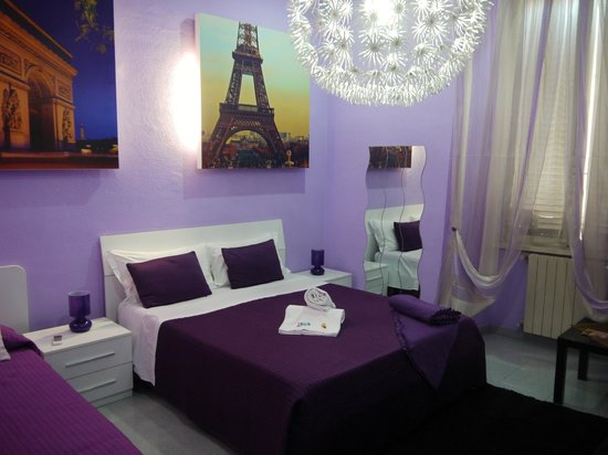 B&B City Life Rome : Chambre Paris