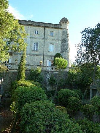 Le Château de Saint-Siffret : Le Chateau de Saint Siffret