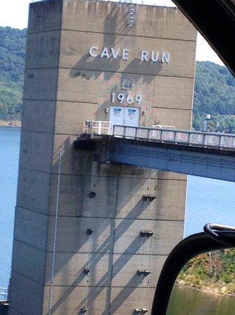 Cave Run Lake Dam