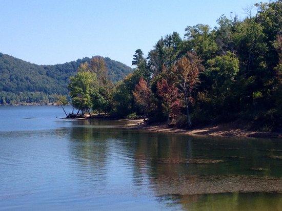 Cave Run Lake: Gorgeous