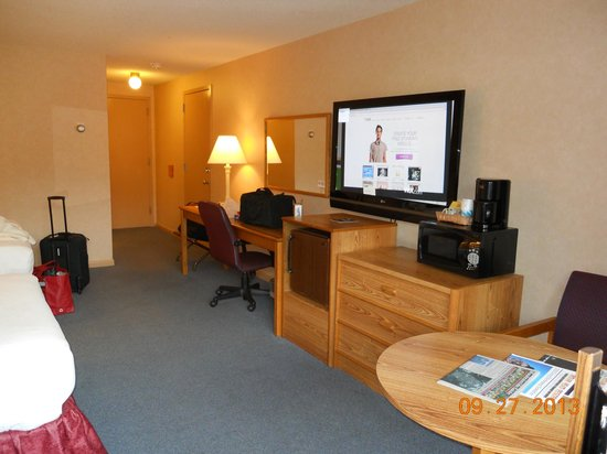 """Indian Head Resort : Awesome 50"""" TV"""