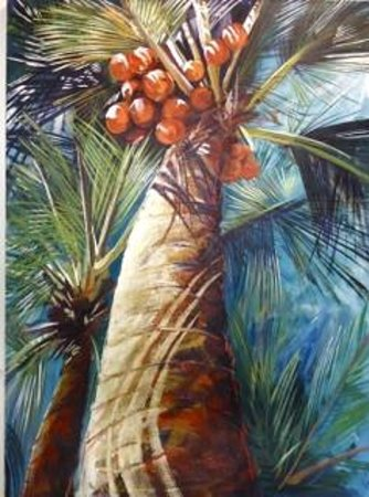 Kathleen Carrillo Galleries: Palm Perspective, Tropical Delight Series