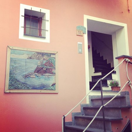 B&B SoleMare: Entrance