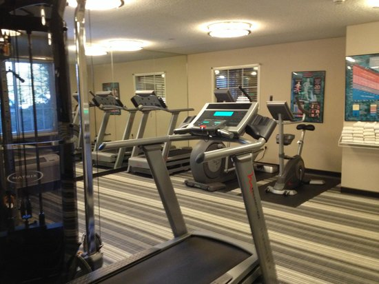 Candlewood Suites Dallas, Las Colinas : Fitness area