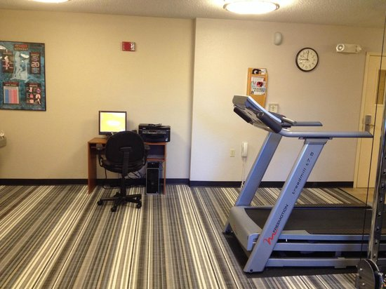 Candlewood Suites Dallas, Las Colinas : Business center