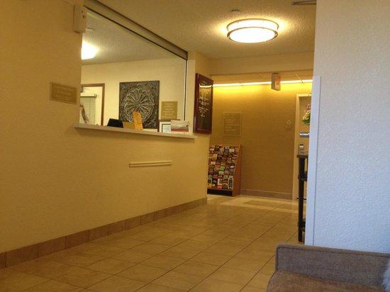 Candlewood Suites Dallas, Las Colinas : Lobby
