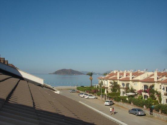 Jiva Beach Resort : view frm our room