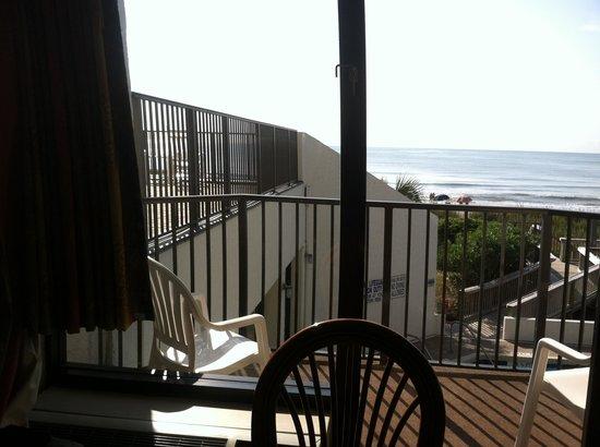 Ocean Park Resort, Oceana Resorts: ocean front room view
