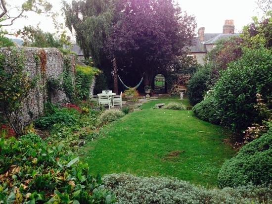 Byass House: The Beautiful Garden
