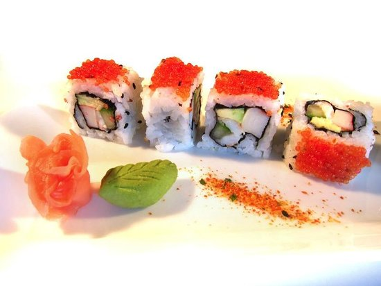 Little Barabar : California Roll Pink Lady