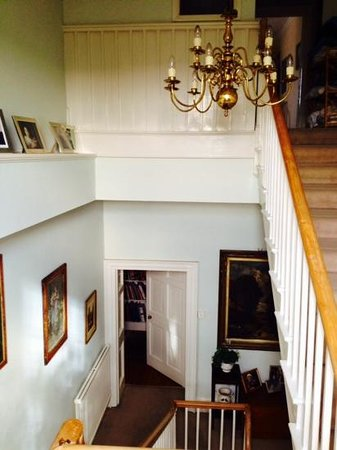 Byass House: Stairwell