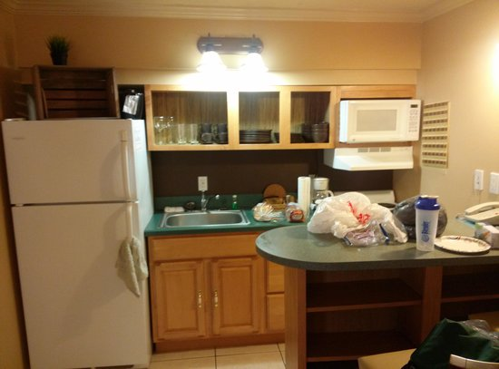 Hibiscus Suites - Sarasota / Siesta Key : Kitchen
