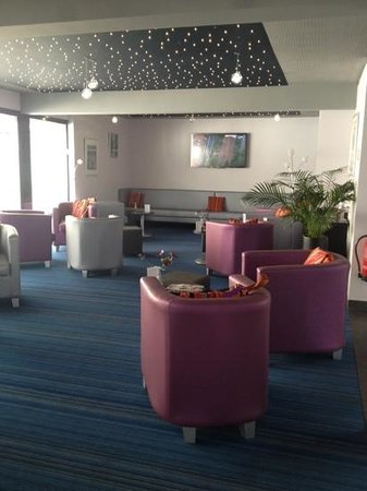 Best Western Eurociel Centre: lobby