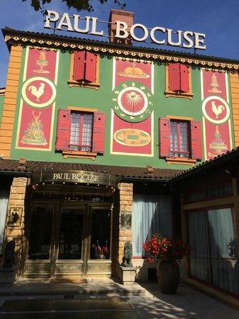Restaurant Paul Bocuse: La légende est ici