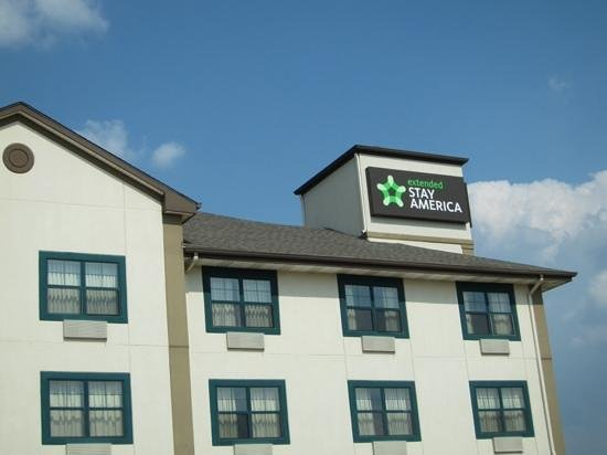 Extended Stay America - Dallas - Lewisville: Front View