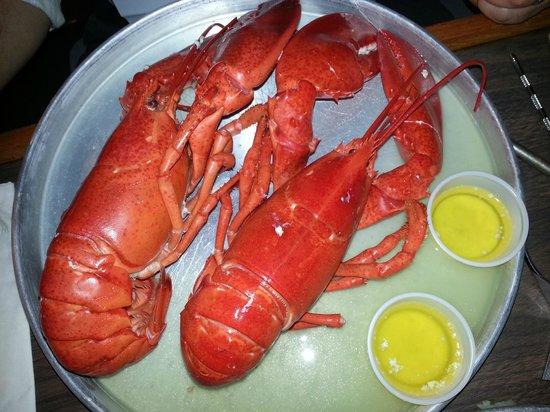 Nunan's Lobster Hut: Nom Nom Nom