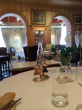 Restaurant Paul Bocuse: On sent le poids de l'histoire ici !