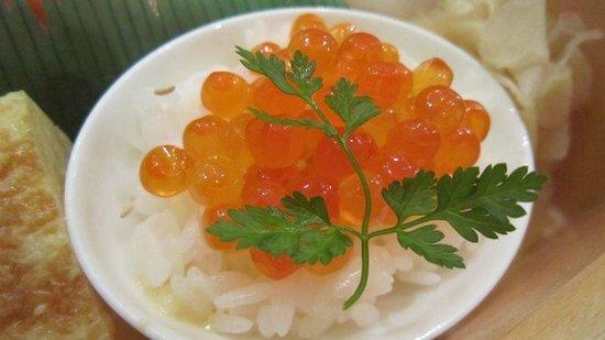 Yuzu: Oeufs de saumon