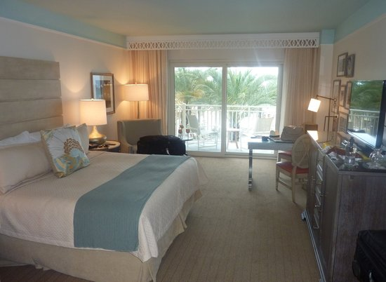 Omni Amelia Island Plantation Resort : Spacious, well designed room
