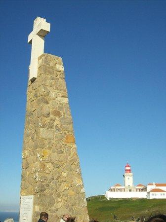 Cabo da Roca: croce di Cabo de Roca