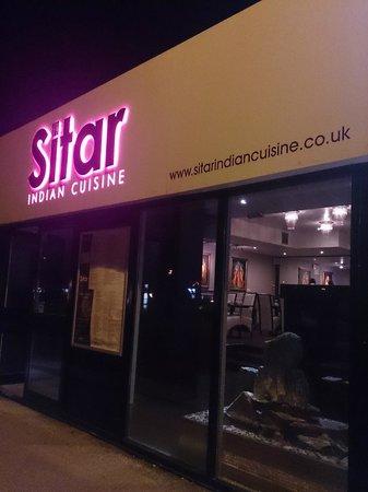 Sitar Indian Cuisine: Sitar