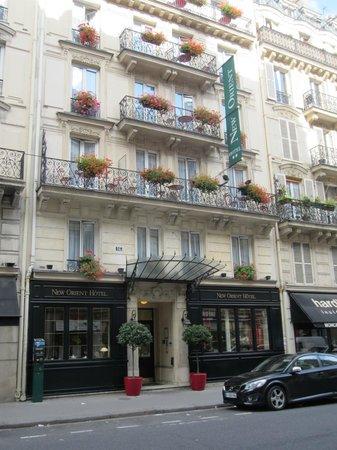 New Orient Hôtel : Outside view