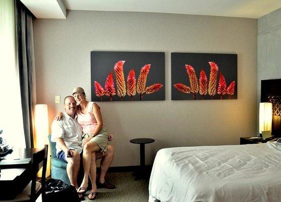 Isla Verde Hotel : Corner Room Ground Floor