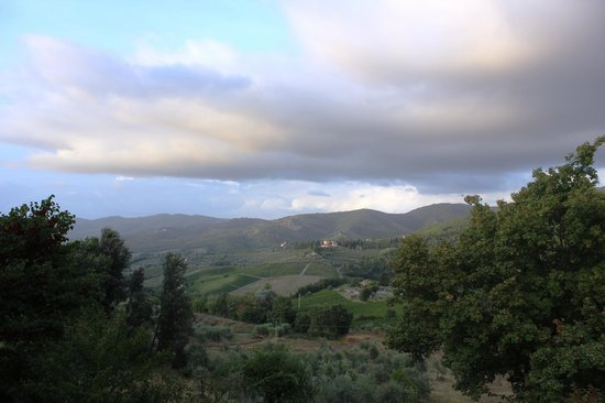 Il Casello Country House B&B : gorgeous views