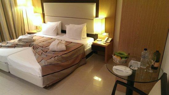 TUI Sensimar Lindos Bay Resort & Spa : Our room