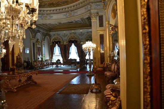 Dolmabahce Palace: Ambassador's Hall