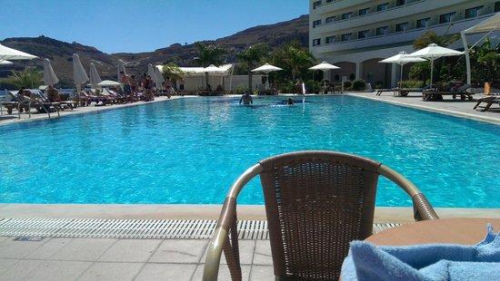 TUI Sensimar Lindos Bay Resort & Spa : Main pool