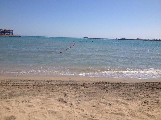 SENTIDO Mamlouk Palace Resort: beach