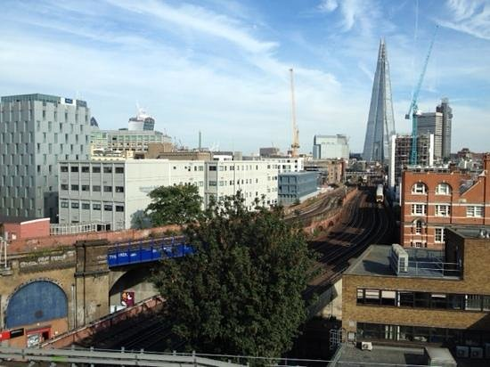 Travelodge London Central Southwark: View from room 708