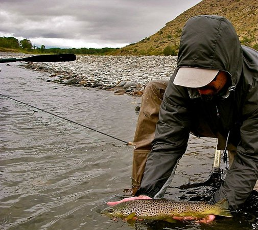 Rob Olson's Fishing With Rob: Yellowstone