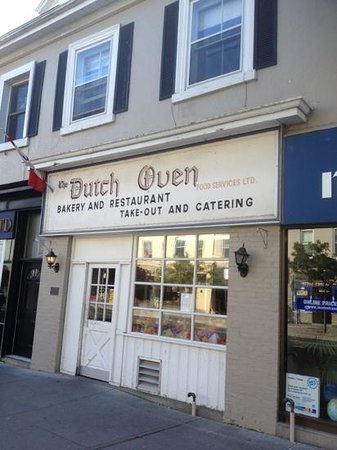 Dutch Oven Bakery & Coffee Shop